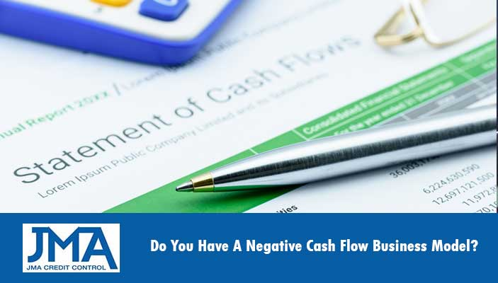 what is a negative cash flow Negative cash flow negative cash flow is a 'normal' problem for a company in the baby stage of corporate evolution (or a start-up) it requires the continued.