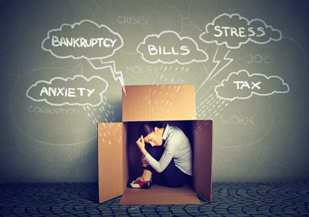Ways To Deal With Financial Stress