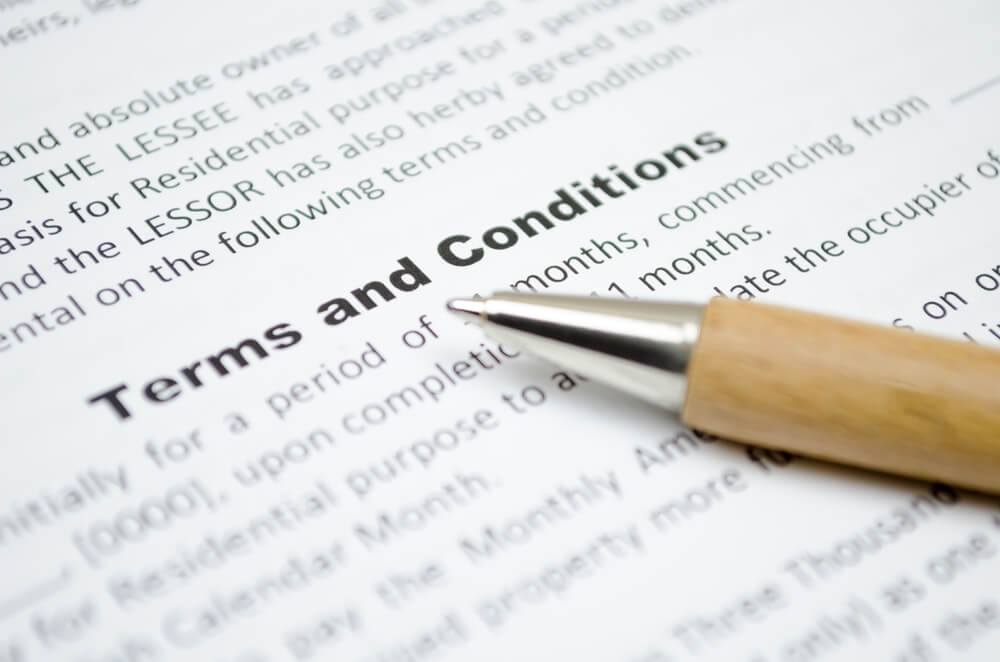 The Importance of Having Terms and Conditions